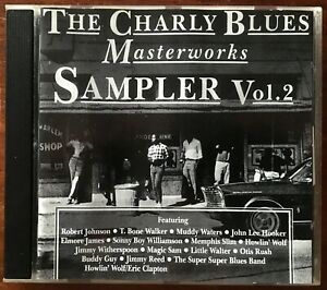 The Charly Blues Masterworks SAMPLER Vol. 2 (CD 1992)Robert Johnson/Muddy Waters