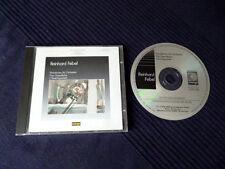 CD Reinhard Febel Wergo Arditti-string-quartet Teldec 1988 l'infinito