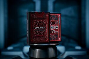 Star Wars Playing Cards - The Dark Side by Theory 11