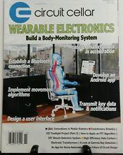 Circuit Cellar November 2015 Wearable Electronics Body Monitor FREE SHIPPING sb