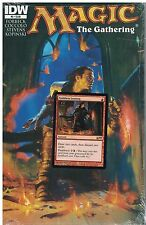 Magic The Gathering  #2  with MTG Faithless Looting Card  IDW