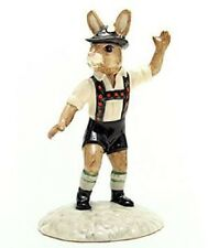 Royal Doulton Bunnykins TYROLEAN Dancer Figure DB242. Neuf, emballé