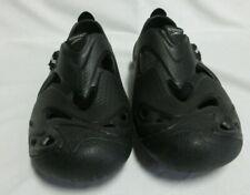 Speedo Men's Buoy Hydrotread Non Marking Adjustable Rubber Water Shoes Size 8