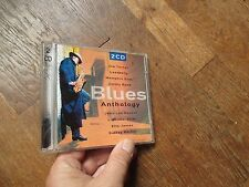 CD MUSIQUE ALBUM 2 CD blues anthology memphis slim john lee hooker leadbelly