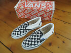 DEADSTOCK vtg 1980s VANS Checkerboard Sneakers made in USA NEW boys 4 girls 5.5