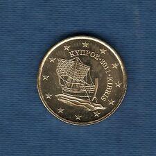 Chypre - 2011 - 10 centimes d'euro - Pièce neuve de rouleau -