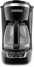 BLACK & DECKER CM1160B 12-CUP COFFEE MAKER PROGRAMMABLE NEW
