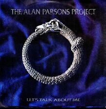 7inch THE ALAN PARSONS PROJECT let's talk about me GERMAN NEAR MINT +PS 1985