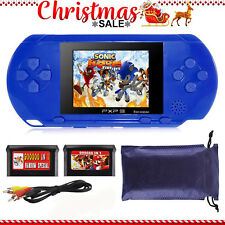 PXP3 Portable Game Console Handheld 16 Bit Retro Video 150+ Games Gift US Stock
