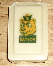 VINTAGE BAYLOR BEARS Bar of Soap