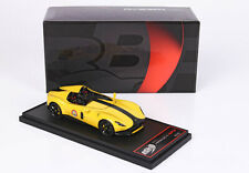 Ferrari Monza SP2 Giallo Modena lim.ed.73/78 pcs 1/43 BBRC221FST BBR Models
