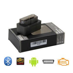 Super Mini V2.1 Bluetooth OBD2 Diagnostic Scanner for Multi-Brands CAN-BUS US
