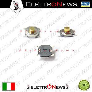 Tasto pulsante bottone micro smd interruttore