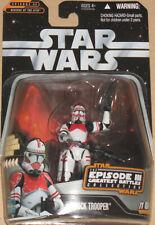 Star Wars Saga GREATEST BATTLES Collection Hasbro TSC CLONE SHOCK TROOPER Figure