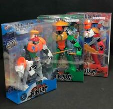 Ninjago Master of Spinjitzu Custom Kai Jay Lloyd Figures Ninja Toy Gift