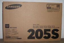 Samsung mlt-d205s tóner ml 3300 3310 3312 3710 3712 SCX 4833 4835 5637 5639 a