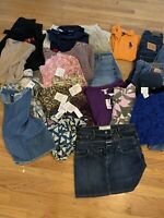 50 pieces wholesale lot resale clothing New and used