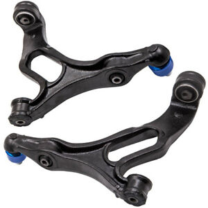 2x Wishbone Control Arm + Ball Joint Front Left+Right for Porsche Cayenne