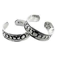 Sterling Silver Toe Ring Jewelry Rs59 Indian Handmade Woman Gift Solid 925
