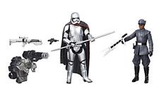 Star Wars Force Link Finn First Order Disguise & Captain Phasma Disney Hasbro