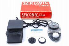 NEAR MINT Sekonic Studio Deluxe model L-398  From Japan #40