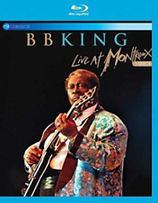 B.B. King-Live At Montreux 1993 BLU-RAY