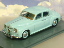 SUPERB NEO 1/43 RESIN 1949-52 ROVER P4 SEVENTY-FIVE 75 CYCLOPS PALE BLUE #45495