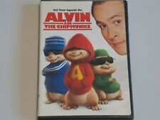 Alvin and the Chipmunks (DVD, 2008)