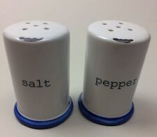 NEW Canvas Home Tinware Salt & Pepper Shakers POPSUGAR Must Have Box