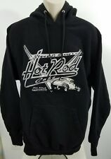 Steve & Barry's hot rod Cafe Pro Stock division hoodie size medium 1325