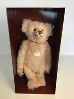Steiff TEDDY ROSE 1925 Replica Limited Edition #003323 Genuine Year 1988 Jointed