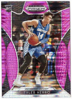 2019-20 Panini Tyler Herro Pink Pulsar Prizm Rookie Card RC Miami Heat 🔥🔥