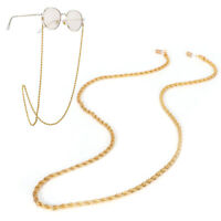 Eye Glasses Sunglasses Spectacles Eyewear Alloy Chain Cord Lanyard Necklace
