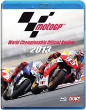 MOTO GP 2013 BLU-RAY - MARC MARQUEZ - MotoGP Grand Prix Season Review - NEW UK