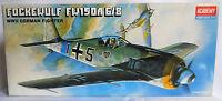 1:72 ACADEMY - FOCKE WULF FW 190A 6/8 - WWII - REF. 2120 - NUOVO