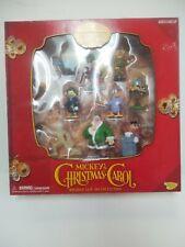RARE-DISNEY'S -MICKEY'S CHRISTMAS CAROL HOLIDAY CLIP-ON -2003-