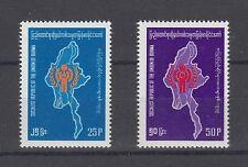 BIRMA, 1979 Jahr des Kindes 274-75 **, (20278)