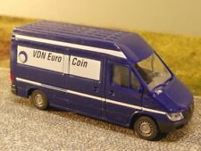 1/87 Wiking MB Sprinter VDN Euro Coin