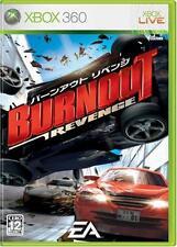 UsedGame Xbox360 Burnout Revenge FreeShipping [Japan Import]