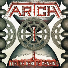 ARTCH - For The Sake Of Mankind (NEW*NOR METAL CLASSIC*4 BONUS TRAX*I.MAIDEN)
