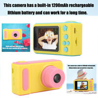 "2.0"" Children Mini Digital Camera HD Video Kids 8MP Toys Camcorder Gifts"