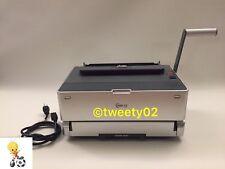 SircleBind Electric Wire Book Binding Coil Machine WR-2000e