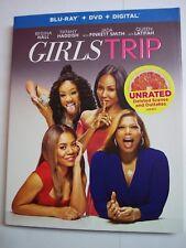 Girls Trip w/Slipcover (Blu-ray, DVD, Digital)