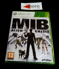 MIB MEN IN BLACK ALIEN CRISIS Xbox 360 PAL-España Español NEW Precintado xbox360