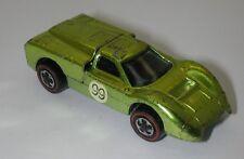 Redline Hotwheels Antifreeze 1968 Ford J Car oc9946