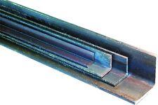 ANGLE IRON MILD STEEL SIZES 20 x 20, 30 x 30, 40 x 40MM x 3mm 5 lengths x 1.4Mtr