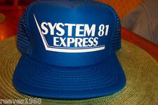 Vintage System 81 Expresss  hat  New 100-517