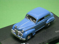 Opel Olympia 1:43 Ixo Oldtimer Modellauto Opel-Collection