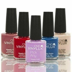 CND Vinylux Nail Polish 0.5 oz 101 - 162 Choose Any 1