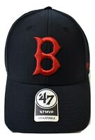 '47 Brand Mens MLB Cooperstown Collection 47 MVP Boston Red Sox Cap Hat New